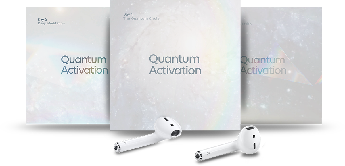 Quantum Activation - Free Meditation and Visualization Course