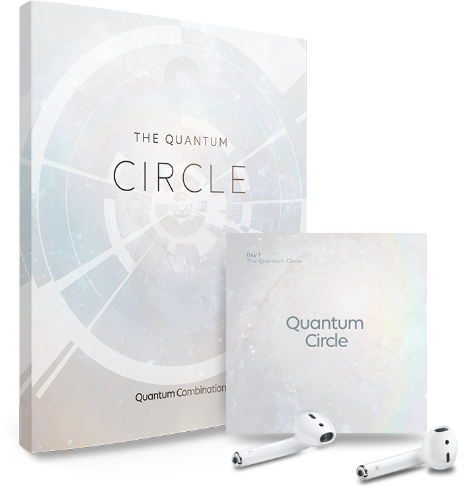 the Quantum Circle - Free Meditation and Visualization Course
